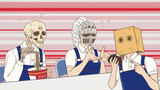Skull-face Bookseller Honda-san Episode 10