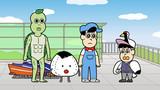 Aware! Meisaku-kun Episode 209