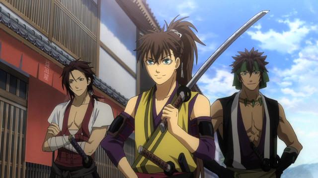 Watch Hakuouki Reimeiroku Episode 2 Online Led By