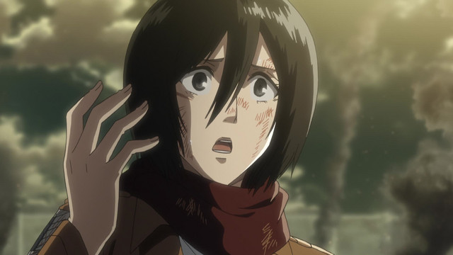 Attack on Titan Season 3 Episode 55, Midnight Sun, - Watch