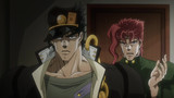 JoJo's Bizarre Adventure: Stardust Crusaders Episódio 8
