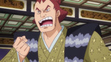 One Piece Wano Kuni Episodio 928