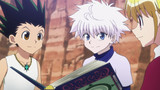 Hunter x Hunter Episodio 73