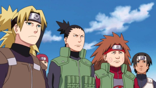 Naruto Shippuden: The Taming of Nine-Tails and Fateful Encounters