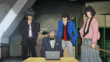 LUPIN THE 3rd PART4 Episódio 11