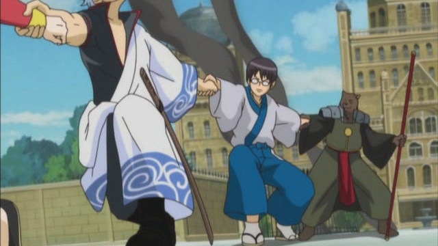 Gintama Episode 5 Subtitle Indonesia