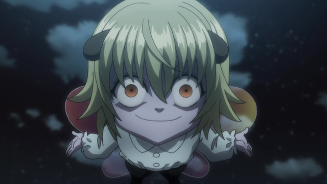 Watch Hunter X Hunter 40 Episode 40 Online Fake X And X Real Delectable Pouf Hxh