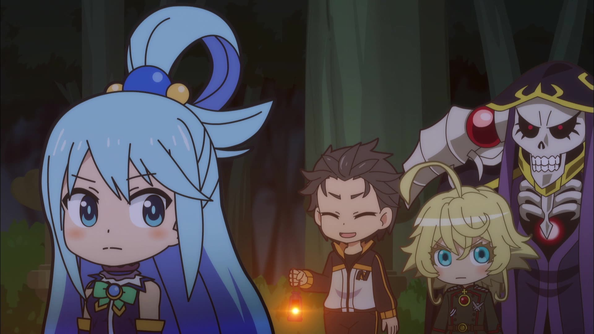ISEKAI QUARTET Episode 9, Enjoy! Field Trip, - Watch on