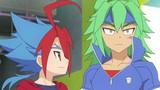 Final Battle! Masato versus Daijirou!