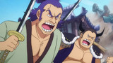 One Piece: Wano Kuni Episodio 906