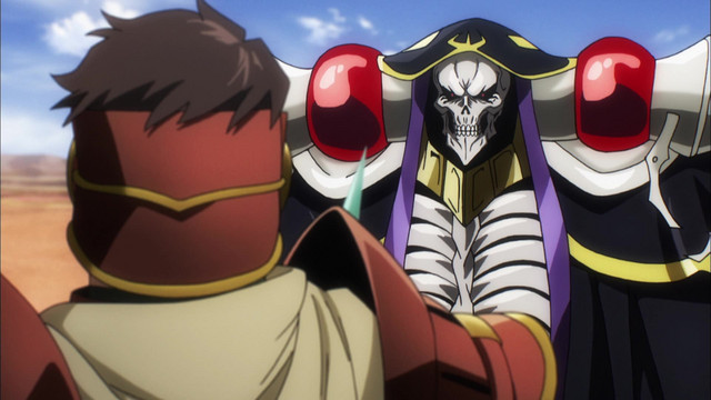 Overlord III Episode 13, Player vs Player, - Watch on