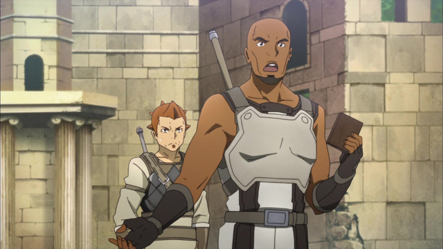 Sword Art Online Episode 2, Beater, - Watch on Crunchyroll