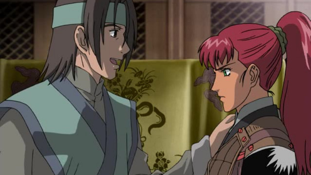 The Twelve Kingdoms (Dub) Episode 36, A Great Distance in The Wind