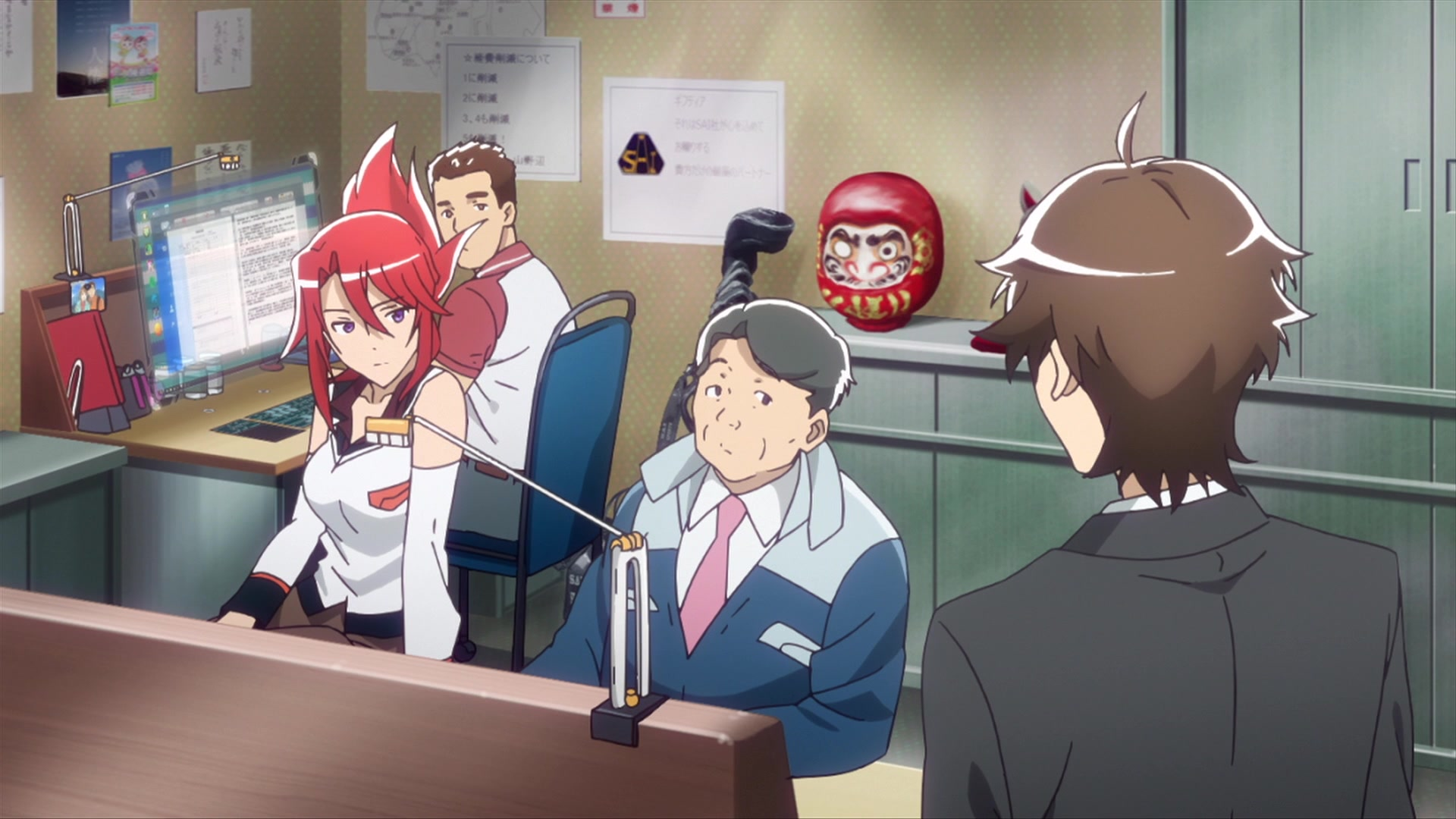 Plastic Memories Episode 1 The First Partner Watch On
