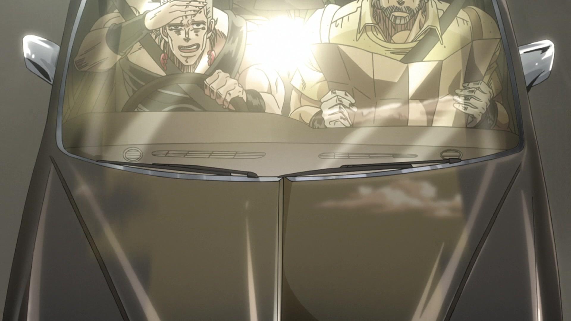 JoJo's Bizarre Adventure: Stardust Crusaders Episode 18, The