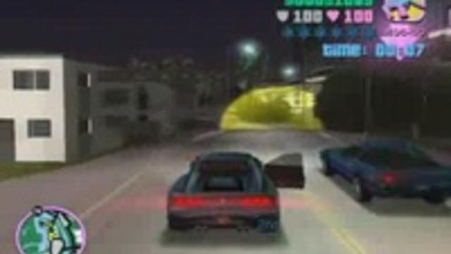 Grand Theft Auto: Vice City Sunshine Autos - Tour - Watch on