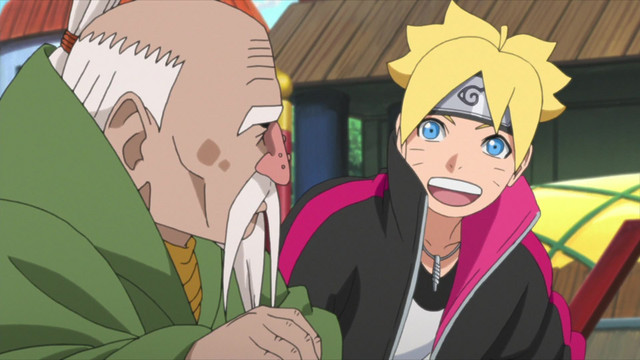 BORUTO: NARUTO NEXT GENERATIONS Episode 71, The Hardest Rock