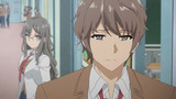 Rascal Does Not Dream of Bunny Girl Senpai Episódio 3