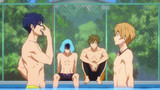 Free! - Iwatobi Swim Club Episódio 4
