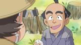 El gran oso y Yajiemon / Nikko Tosho-gu y Hidari Jingoro