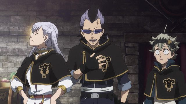 Black Clover ep 85 vostfr - passionjapan