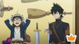 The Magic Knights Entrance Exam