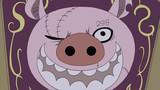 One Piece - Thriller Bark (326-384) Episódio 345
