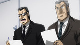 Mr. TONEGAWA Middle Management Blues Épisode 9