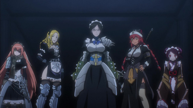 Overlord III Episode 7, Butterfly Entangled in a Spider's