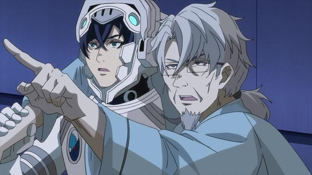 Space Battleship Tiramisu Zwei Episode 2 Reunion Neo Universe