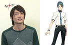 Promotional Videos - Voice Actor 06: Nobunaga Shimazaki as Yuta Tsuguhito