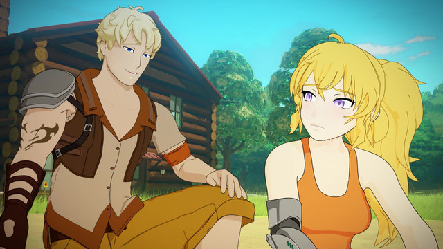 RWBY Volume 4 Episode 9, Two Steps Forward, Two Steps Back, - Watch