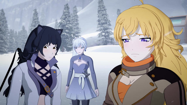 RWBY Volume 6 Episode 4, So That's How It Is, - Watch on