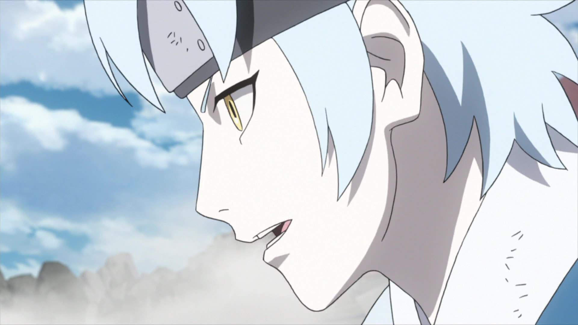 BORUTO: NARUTO NEXT GENERATIONS Episode 62, The Otsutsuki