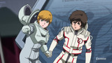 MOBILE SUIT GUNDAM UNICORN RE:0096 الحلقة 20
