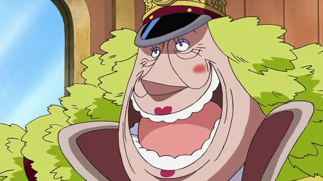 One Piece: Water 7 (207-325) Episode 285, Obtain the Five