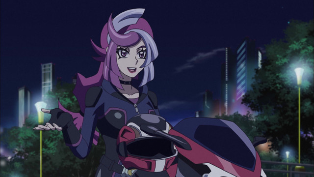 Watch Yu-Gi-Oh! VRAINS Episode 8 Online - Controller of the Wind