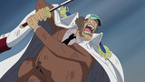 One Piece: Summit War (385-516) Episode 481