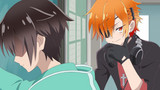 A Destructive God Sits Next to Me Folge 2