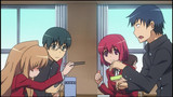 Toradora Episodio 4