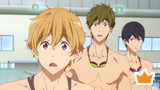 Free! - Iwatobi Swim Club (French Dub) Episode 3