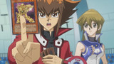 Judai Versus Asuka! A Set Card Full of Hidden Feelings