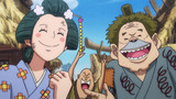 One Piece: WANO KUNI (892-Current) Episode 923