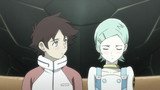 Eureka Seven (Movie) - Good Night, Sleep Tight, Young Lovers