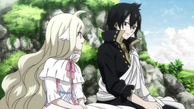 Fairy Tail Final Season Episode 289, Mavis and Zeref
