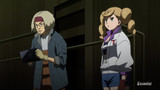 Mobile Suit GUNDAM Iron Blooded Orphans Episodio 35