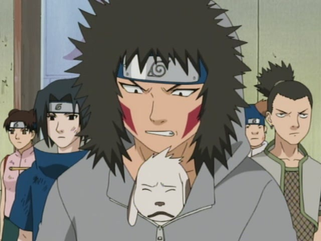 Watch Naruto Episode 37 Online - Surviving the Cut: The