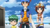 Beyblade: Metal Fusion Season 1 Episode 4