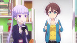 NEW GAME! Episodio 1