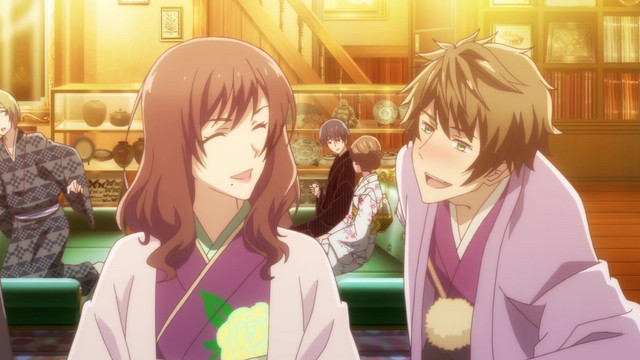 Holmes of Kyoto Episode 10, The Bisque Doll's Smile, - Watch